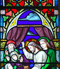 Church - St Andrew, Slaidburn 190822 [Stained Glass Window 1d]