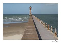 Feu Saint-Pol (yann.planque) Tags: feu light house lighthouse phare saint pol saintpol dunkerque dunkirk nord nordpasdecalais hauts de france hautsdefrance mer du noth sea digue jetée