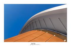 berliner blau - berlin blue (mmsig) Tags: berlin hausderkutluren bundestag 2018 detail architektur architecture himmel blau blue mmsig canoneos80d color farbe sky canon ef 1635 f4 l