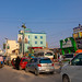 Street in the city center, Woqooyi Galbeed region, Hargeisa, Somaliland