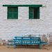 Bed for the deads in the old ottoman mosque, Sahil region, Berbera, Somaliland
