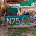 Khat sellers n75, Woqooyi Galbeed region, Hargeisa, Somaliland