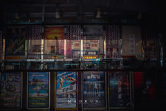 陽明戲院暫時熄燈  有七十年歷史的陽明戲院要都更拆除了,說是台北人看著他長大,不如說是他看著多少台北人長大,從我爹爹還是屁孩的年紀就來這看過,而我也在這看過一部電影,還記得是孤兒怨的樣子,如今這老戲院要改頭換面變成商場,戲院前的攤商也被迫撤離,此情此景將不在。 (默德) Tags: streetphotography 7artisans28mm 紀實攝影 madkuo lenstagger snapshot 7artisans 默德 七工匠28mm streetshot 街頭攝影 streetphoto httpmadkuocom 街拍 七工匠 紀實 士林區 臺北市 中華民國