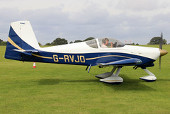G-RVJO (GH@BHD) Tags: grvjo vans rv rv9 rv9a laarally2019 laarally laa sywellairfield sywell aircraft aviation