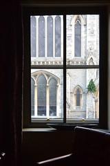 through the window (Hayashina) Tags: lincoln england window room church sundaylights