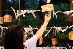 SAKURAKO - TSUKISAMU shinto shrine festival. (MIKI Yoshihito. (#mikiyoshihito)) Tags: tsukisamu shinto shrine festival tsukisamushintoshrinefestival 月寒神社 月寒神社例大祭 例大祭 japan hokkaido sapporo sakurako 櫻子 さくらこ 娘 daughter サクラコ 長女 10歳10ヶ月 eldestdaughter