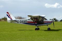 G-DAMS Best Off Skyranger Nynja 912S(1) cn MBAA HB 656 Sywell 01Sep19 (kerrydavidtaylor) Tags: orm egbk sywellaerodrome northamptonshire
