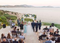 A one-of-a-kind wedding in Athens, Greece, Maya & Jad