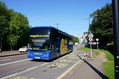 Megabus YY65VXH 54266 (welshpete2007) Tags: megabus stagecoach volvo plaxton yy65vxh 54266 raw