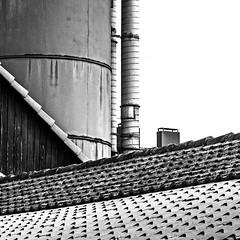 (philippe baumgart) Tags: benfeld alsace elsass street urbain urban blackandwhite noiretblanc bnw architecture