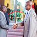 Arrivée de S.E.M Patrice TALON à Ouagadougou dans le cadre du sommet extraordinaire de la CEDEAO sur la lutte contre le terrorisme le 13-9-2019_-24