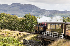 IMG_9360  View of Double Fairlie Ffestiniog Railway (Beth Hartle Photographs2013) Tags: northwales ffestiniog railway steamrailway narrowguage doublefairlie