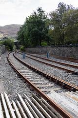 IMG_9346  Standard an Narrow Guage railway lines at Blaenau Ffestiniog (Beth Hartle Photographs2013) Tags: northwales ffestiniog railway steamrailway narrowguage blaenauffsetiniog standard gaugestandard gaugenarrow gauge