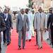 Arrivée de S.E.M Patrice TALON à Ouagadougou dans le cadre du sommet extraordinaire de la CEDEAO sur la lutte contre le terrorisme le 13-9-2019_-13