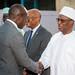 Arrivée de S.E.M Patrice TALON à Ouagadougou dans le cadre du sommet extraordinaire de la CEDEAO sur la lutte contre le terrorisme le 13-9-2019_-8