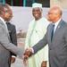 Arrivée de S.E.M Patrice TALON à Ouagadougou dans le cadre du sommet extraordinaire de la CEDEAO sur la lutte contre le terrorisme le 13-9-2019_-7