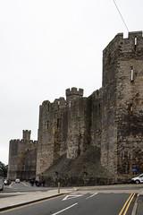IMG_9257 Caernarfon Castle (Beth Hartle Photographs2013) Tags: northwales caernarfon castle princeofwales fortification late11thcentury kingedwardi motteandbailey