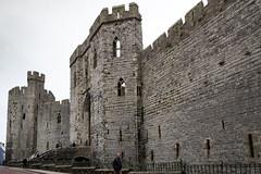 IMG_9256 Caernarfon Castle (Beth Hartle Photographs2013) Tags: northwales caernarfon castle princeofwales fortification late11thcentury kingedwardi motteandbailey