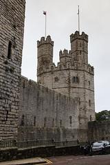 IMG_9255 Caernarfon Castle (Beth Hartle Photographs2013) Tags: northwales caernarfon castle princeofwales fortification late11thcentury kingedwardi motteandbailey