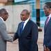 Arrivée de S.E.M Patrice TALON à Ouagadougou dans le cadre du sommet extraordinaire de la CEDEAO sur la lutte contre le terrorisme le 13-9-2019_-3