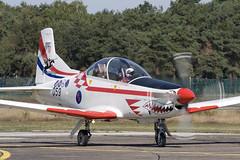 PC-9 Croatia (Rob Schleiffert) Tags: kleinebrogel sanicoleairshow croatianairforce pilatus pc9 wingsofstorm