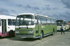 "PRW 137M: ""Bristol Omnibus 2094"" (chucklebuster) Tags: prw137m leyland leopard plaxton elite marriott unity coaches rhms red house motor services"