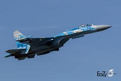 39 BLUE Ukrainian Air Force Sukhoi Su-27UB Flanker (EaZyBnA - Thanks for 3.500.000 views) Tags: 39blue ukrainianairforce sukhoi su27ub flanker ukraine ukrainischeluftstreitkräfte повітрянісилиукраїниpovitryanisylyukrayiny warbirds warplanespotting warplane warplanes wareagles eazy ef100400mmf4556lisiiusm eos70d europe europa 100400isiiusm 100400mm belgium belgien canon canoneos70d autofocus airforce aviation air airbase departure dep flugzeug jet jetnoise planespotter planespotting plane luftwaffe luftstreitkräfte luftfahrt ngc nato military militärflugplatz militärflugzeug mehrzweckkampfflugzeug ebbl keebee kleinebrogel airbasekleinebrogel vliegbasiskleinebrogel militärflugplatzkleinebrogel vliegbasis flandern