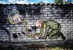 Army (ПредоК) Tags: mural army ukraine russia poland belarus street urbanart wall streetart art