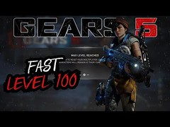 Gears of War 5 - FASTEST way to get XP & Level Up RIGHT NOW! (ohsolosoo) Tags: gears war 5 fastest way get xp level up right now