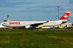 HB-JHG (SWISS) (Steelhead 2010) Tags: swiss airbus a330 a330300 yul hbreg hbjhg