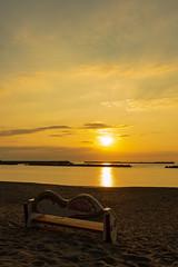 20190915-ILCE-70007-357 (piro_kichi) Tags: sony a7 sigma 1750 sunset beach magic hour
