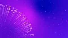 Abstract flower in the corner of the screen on a purple background (UliaArts) Tags: abstract blue light design space illustration art wallpaper pattern stars star graphic bright decoration purple texture sky technology christmas shell shape magic circle evening color night