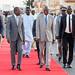 Arrivée de S.E.M Patrice TALON à Ouagadougou dans le cadre du sommet extraordinaire de la CEDEAO sur la lutte contre le terrorisme le 13-9-2019_-14