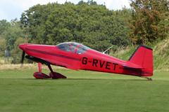 G-RVET Van's RV-6 cn PFA 181-12852 Sywell 01Sep19 (kerrydavidtaylor) Tags: orm egbk sywellaerodrome northamptonshire
