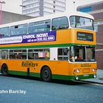 Stagecoach Busways 828 (RCU828S) - 29-08-96