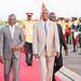 Arrivée de S.E.M Patrice TALON à Ouagadougou dans le cadre du sommet extraordinaire de la CEDEAO sur la lutte contre le terrorisme le 13-9-2019_-2