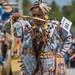 Cherokee dance competition: Women's Fancy Shawl