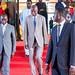 Arrivée de S.E.M Patrice TALON à Ouagadougou dans le cadre du sommet extraordinaire de la CEDEAO sur la lutte contre le terrorisme le 13-9-2019_-22