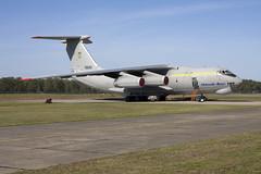 IL-76 (Rob Schleiffert) Tags: kleinebrogel sanicoleairshow ukrainianairforce ilyushin il76 76683