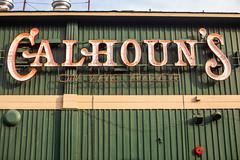 Calhoun's on the River (Thomas Hawk) Tags: america calhouns calhounsontheriver knoxville tennessee usa unitedstates unitedstatesofamerica neon neonsign restaurant