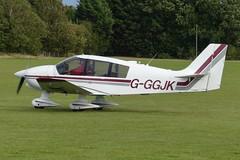 Robin DR.400/140B Major 80 G-GGJK (Gavin Livsey) Tags: dr400 robin gggjk laarally sywell