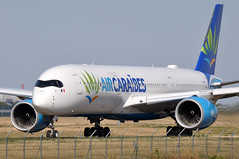 F-HNET  ORY (airlines470) Tags: msn 91 a350941 a350 a350900 air caraibes ory airport fhnet