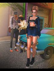Maybe in an another city ♥ (Yaska Resident) Tags: spirit minimal runaway psychoala kustom9 thearcade bentopose blogger michan manager meshbody fashionweek fashionblogger fashionmodel yaska lelutka aidahead zk