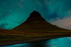 至極教會山(DSC_0693) (nans0410(busy)) Tags: iceland aurora mountain sky kirkjufellmountain snæfellsnesvegur kirkjufellsfoss 冰島 草帽山 教會山 教堂山 斯奈山半島