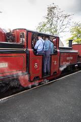 IMG_9331  Double Fairlie Loco on The Ffestiniog Railway (Beth Hartle Photographs2013) Tags: northwales ffestiniog railway steamrailway narrowguage doublefairlie blaenauffsetiniog