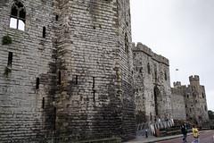IMG_9249 Caernarfon Castle (Beth Hartle Photographs2013) Tags: northwales caernarfon castle princeofwales fortification late11thcentury kingedwardi motteandbailey