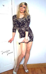 Glitter Girl (jessicajane9) Tags: tg crossdresser tgurl femme xdress trans m2f travesti feminization trap cd transgender femboi tgirl crossdressed tranny feminised transvestite crossdress tv crossdressing