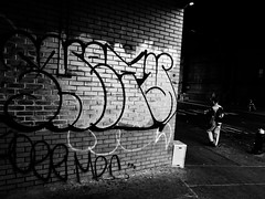 UnderTheBridge (Street Witness) Tags: streetscape lower east side new york city division st under manhattan bridge