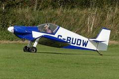 Brugger MB.2 Colibri G-BUDW (Gavin Livsey) Tags: colibri gbudw laarally sywell