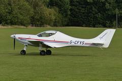 AeroSpool Dynamic WT9 G-CFYS (Gavin Livsey) Tags: dynamicwt9 gcfys laarally sywell